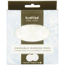 Load image into Gallery viewer, Kushies Washable Nursing Pads
