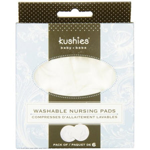 Kushies Washable Nursing Pads