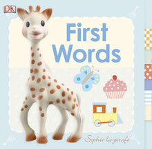 Load image into Gallery viewer, Sophie la Giraffe First Words