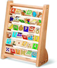 Load image into Gallery viewer, Melissa & Doug ABC-123 Abacus