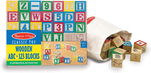 Load image into Gallery viewer, Melissa & Doug ABC-123 Blocks
