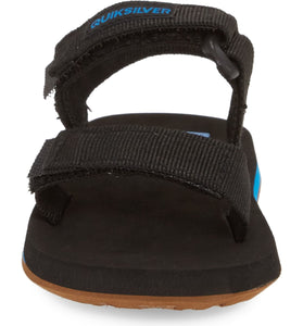 Quiksilver Monkey Caged Sandals-Black
