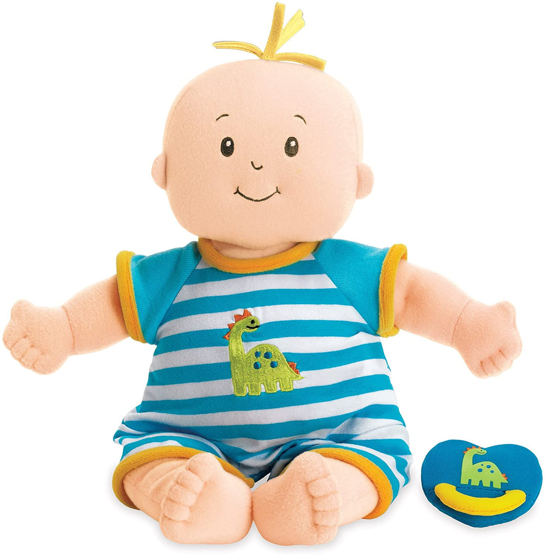 Baby Stella Soft Baby Doll- Boy