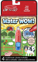 Load image into Gallery viewer, Melissa & Doug Water Wow- Farm