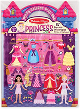 Load image into Gallery viewer, Melissa & Doug Puffy Sticker Play Set - Princess