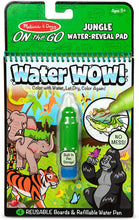 Load image into Gallery viewer, Melissa & Doug Water Wow- Jungle