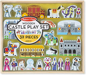 Melissa & Doug Castle Play Set