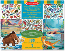 Load image into Gallery viewer, Melissa & Doug Prehistoric Themed Sticker Pad