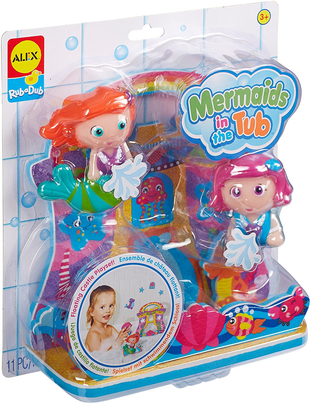 Alex Toys Mermaids in the Tub