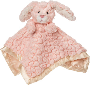 Mary Meyer Pink Bunny Character Blanket