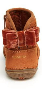 Stride Rite Angie Boots - Tan