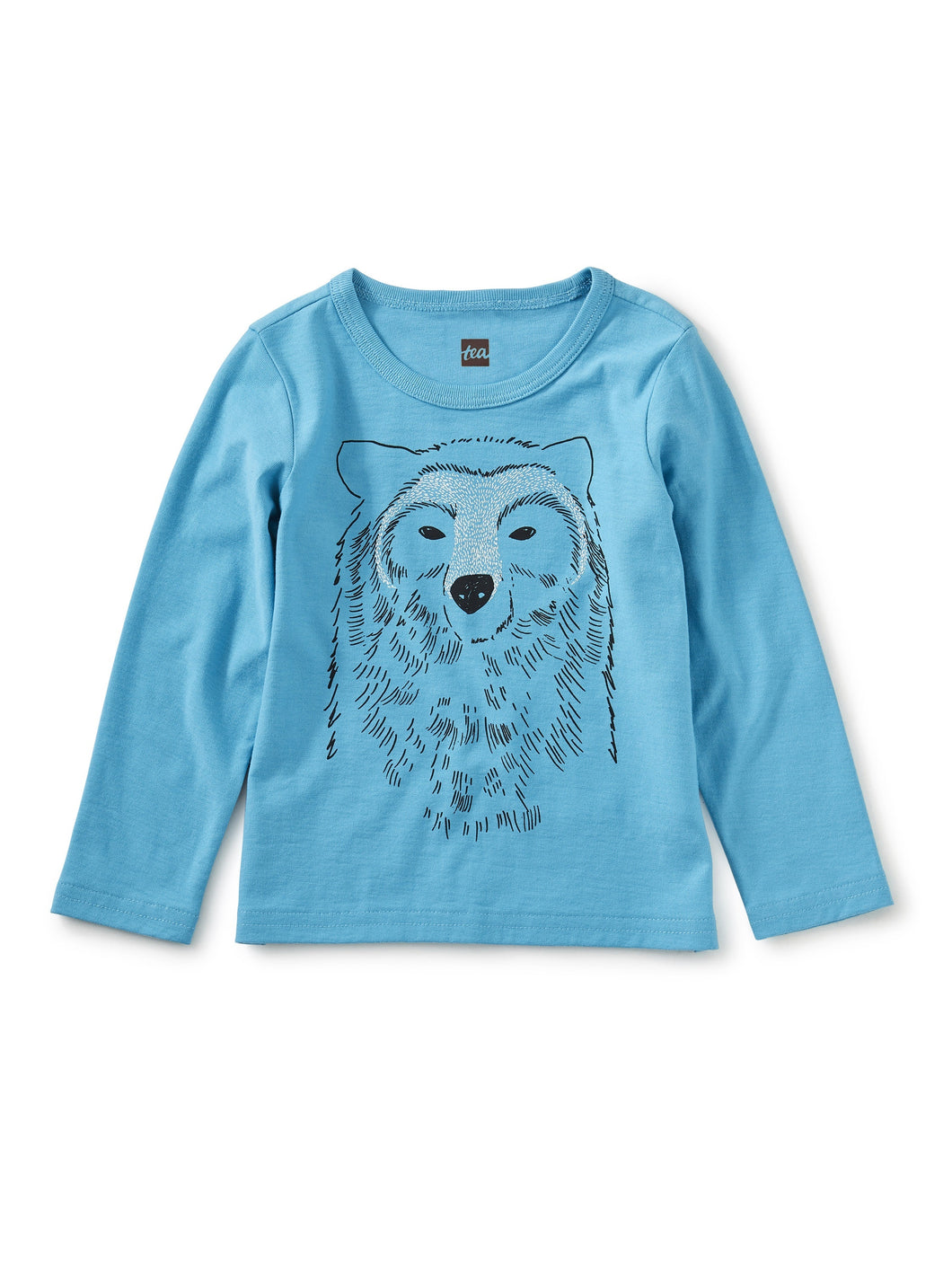 Tea Bear All Graphic Tee