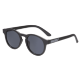 Load image into Gallery viewer, Babiators Keyhole Sunglasses - Black Ops Black