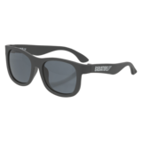 Load image into Gallery viewer, Babiators Navigator Sunglasses - Black Ops Black