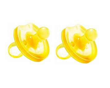 Natursutten Butterfly Rounded 2 PACK Pacifiers
