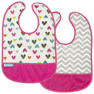 Kushies Cleanbib 2 Pack