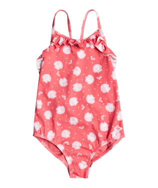 Roxy Teeny Everglow One Piece - Desert Rose Shella