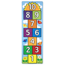 Load image into Gallery viewer, Melissa & Doug Hopscotch Rug