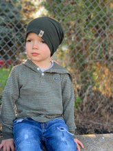 Load image into Gallery viewer, Canadian Frost Kicking Horse Baby/Toddler Beanie