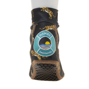 Duukies Beachsocks - Panther Grey