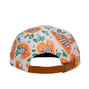 Headster Kids Papaya Party Cap