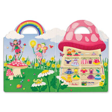 Load image into Gallery viewer, Melissa & Doug Puffy Sticker Play Set - Fairy