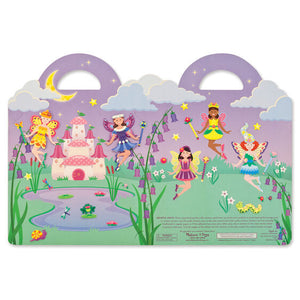 Melissa & Doug Puffy Sticker Play Set - Fairy