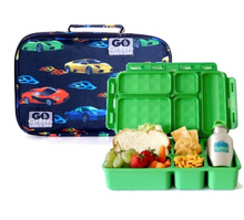 Load image into Gallery viewer, Go Green Lunchbox Set