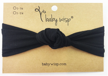 Load image into Gallery viewer, Baby Wisp Turban Knot Headwrap
