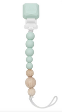 Load image into Gallery viewer, Loulou Lollipop Pacifier Clip- Colour Pop