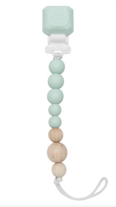Loulou Lollipop Pacifier Clip- Colour Pop