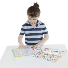Load image into Gallery viewer, Melissa & Doug Seek & Find Sticker Pad - Adventure