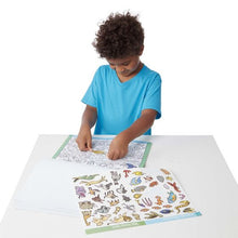 Load image into Gallery viewer, Melissa & Doug Seek & Find Sticker Pad - Animals