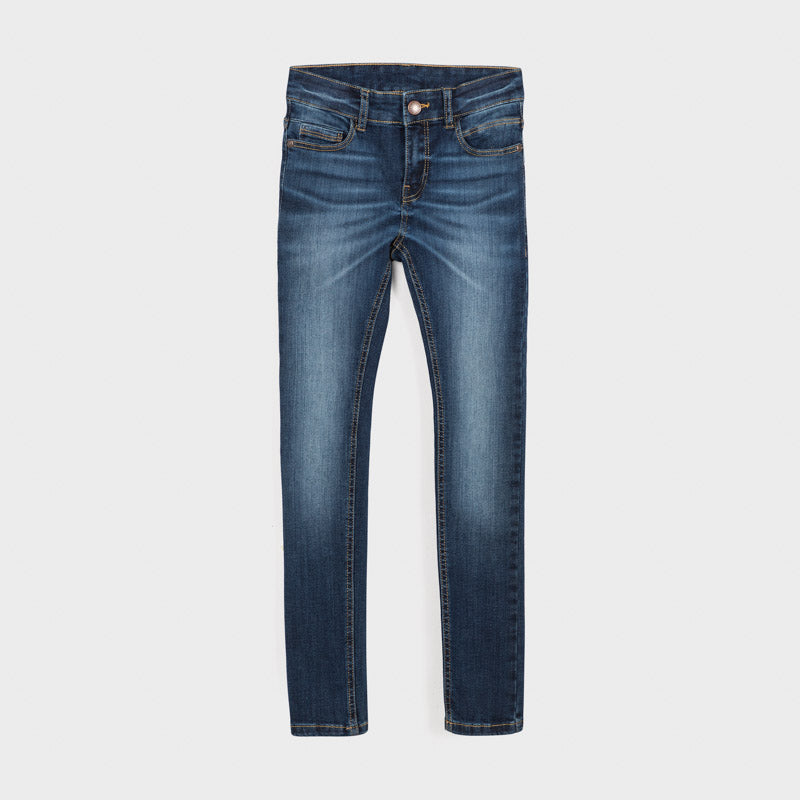 Mayoral Youth Boy Skinny Fit Jeans