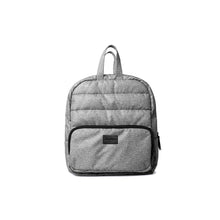 Load image into Gallery viewer, 7AM Mini Heather Grey Backpack
