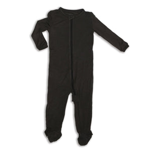 Silkberry Bamboo Zip-up Footed Sleeper- Pirate Ship