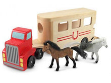 Load image into Gallery viewer, Melissa & Doug Horse Box