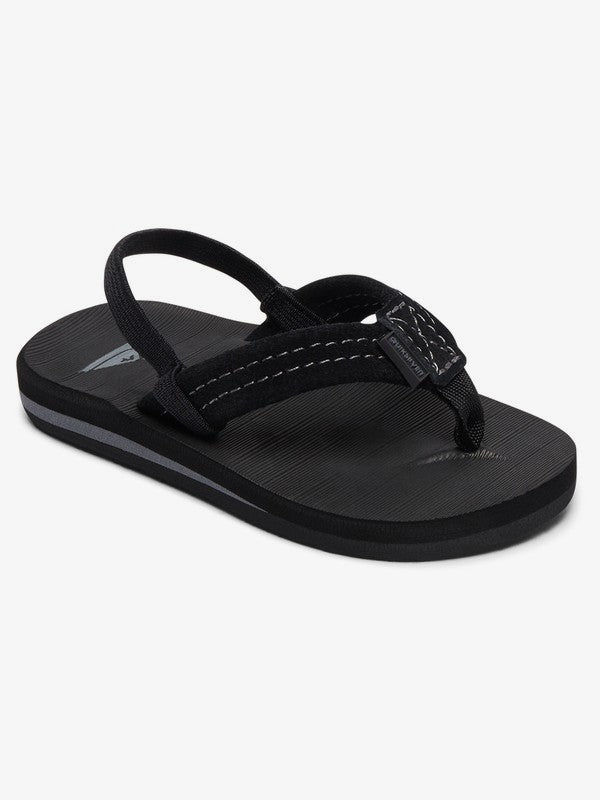 Quiksilver Carver Suede Leather Sandals