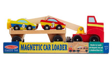 Load image into Gallery viewer, Melissa & Doug Magnetic Car Loader