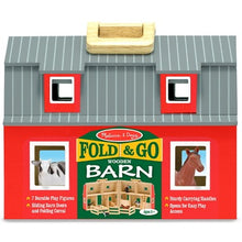 Load image into Gallery viewer, Melissa & Doug Fold & Go Barn