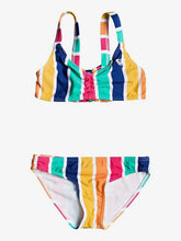 Load image into Gallery viewer, Roxy Maui Shade Bralette Bikini Set