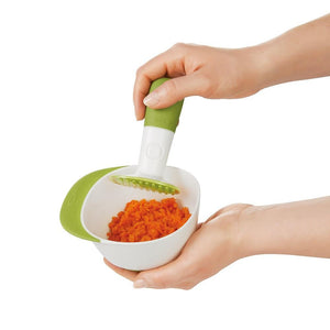 OXO Tot Food Masher- Green
