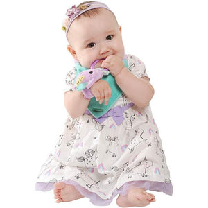 Malarkey Kids Bubby Bib- Unice Unicorn