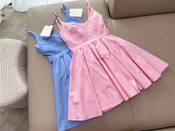 Wang sweetheart dress