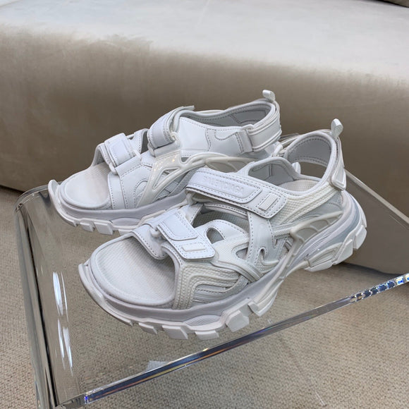 Triple s track sandals