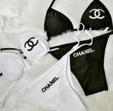 Double C swimsuit bikini set