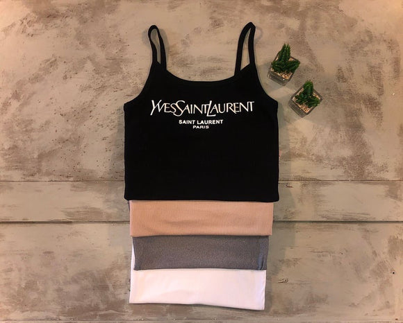 Yves super soft tank top