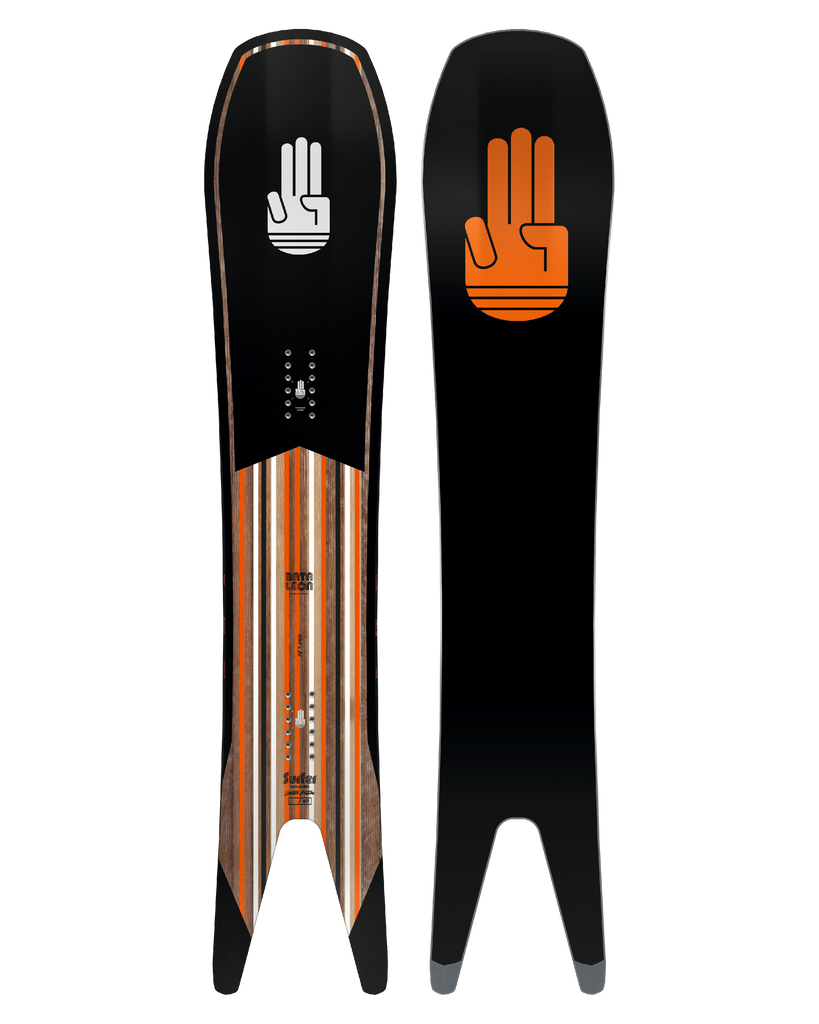 Bataleon Surfer Ltd Snowboard 2020 - 2021 product image by Bataleon Snowboards