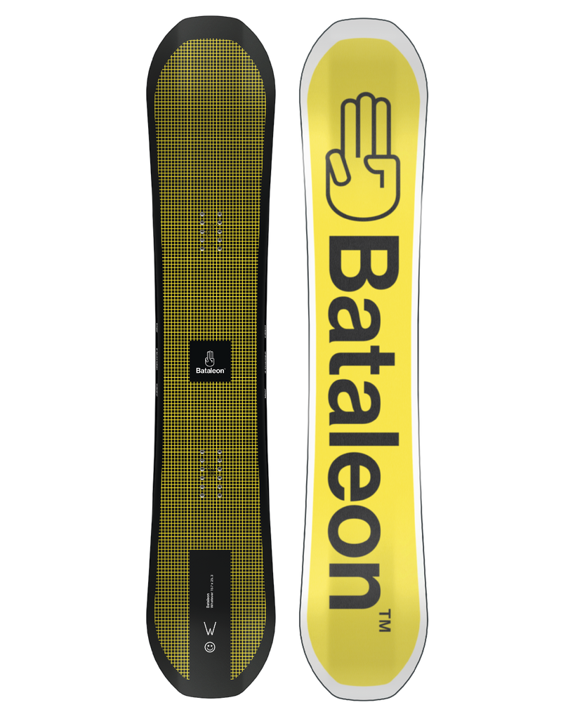 Bataleon Whatever Snowboard 2020 - 2021 product image by Bataleon Snowboards