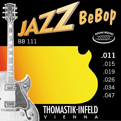 Thomastik-Infeld Jazz BeBop Electric Guitar Strings
